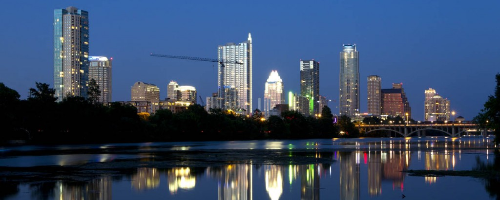 City of Austin Skyline